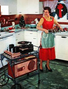 vintage hifi audio advertisement ads 1950 50ies