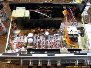 Yamaha CR-220 receiver specs CR220 review